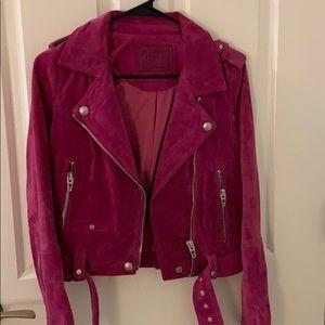 BlankNYC Fuschia Jacket